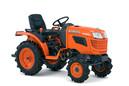 Poľnohospodárske traktory dvojnápravové