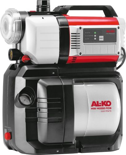 Domáca vodáreň AL-KO HW 4000 FCS Comfort