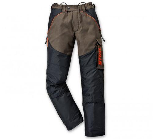 FS 3PROTECT ochranné nohavice, pre prácu s krovinorezom (50)