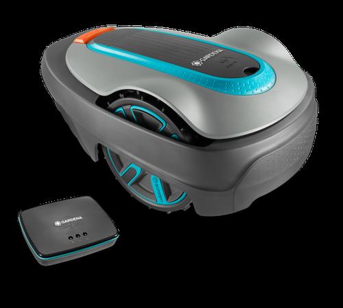 smart robotická kosačka SILENO city - súprava
