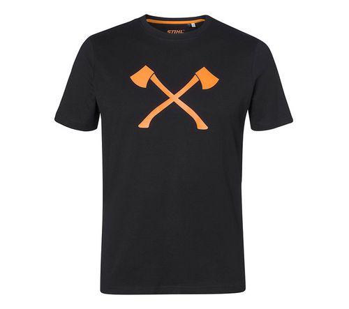 Tričko AXE čierne (L)